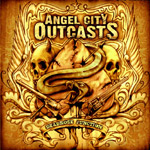 Angel City Outcasts - Deadrose Junction - cover